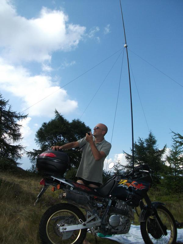 CQ CQ DX QRP