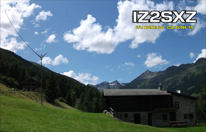 QSL image for IZ2SXZ