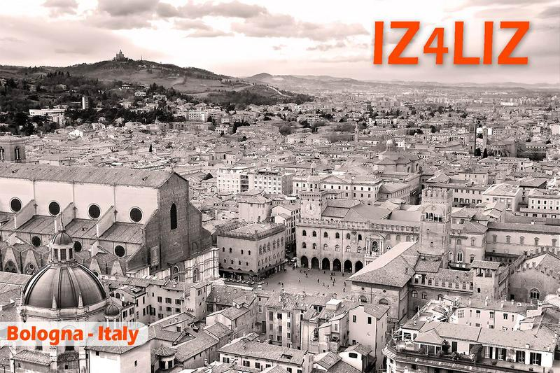QSL image for IZ4LIZ