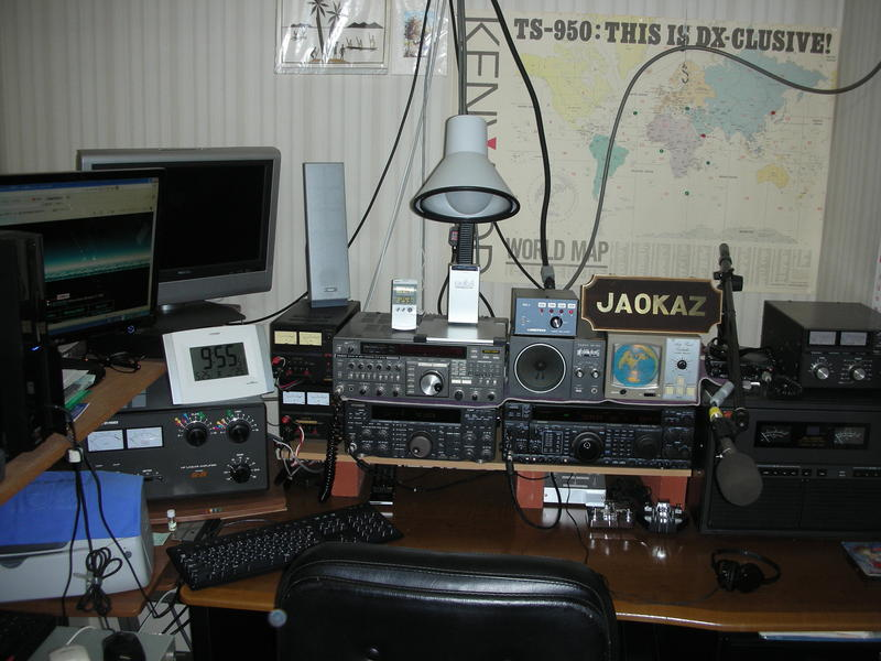 QSL image for JA0KAZ