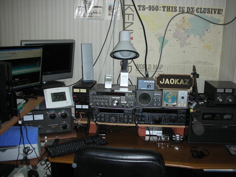 QSL image for JA0KAZ