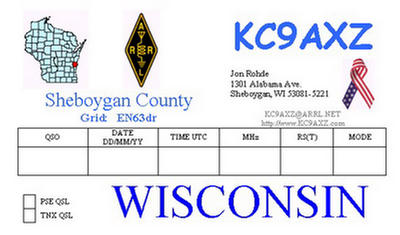 QSL image for KC9AXZ