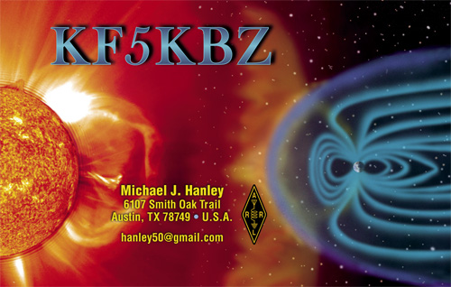 QSL image for KF5KBZ