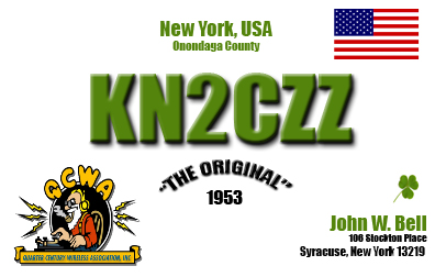 QSL image for KN2CZZ