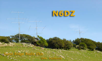 QSL image for N6DZ