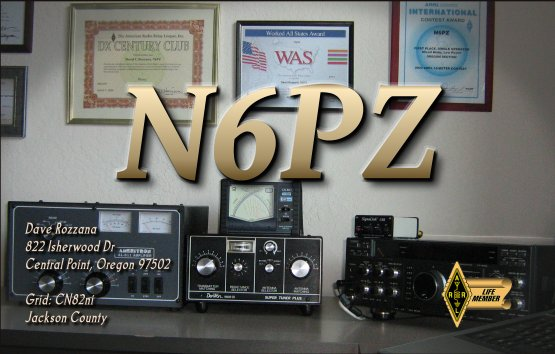 QSL image for N6PZ