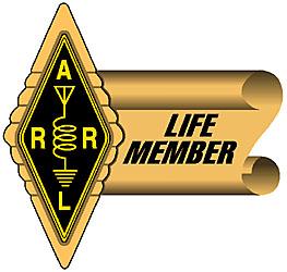 Life Member - ARRL