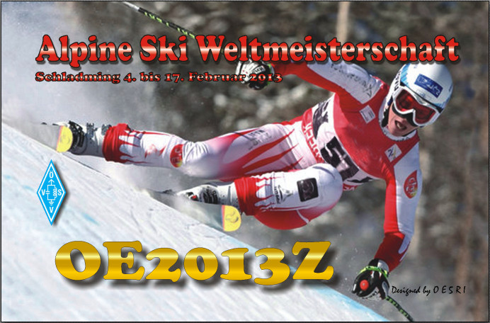 QSL image for OE2013Z