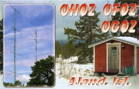 QSL image for OH0Z