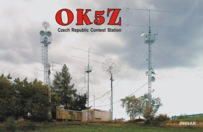 QSL image for OK5Z