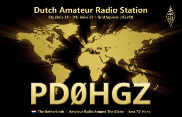 QSL image for PD0HGZ