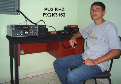QSL image for PU2KHZ