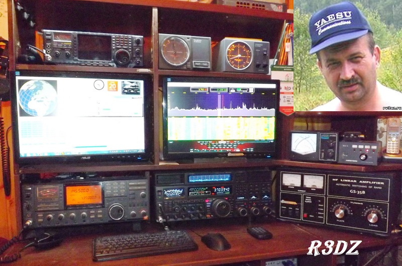 QSL image for R3DZ