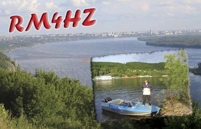 QSL image for RM4HZ