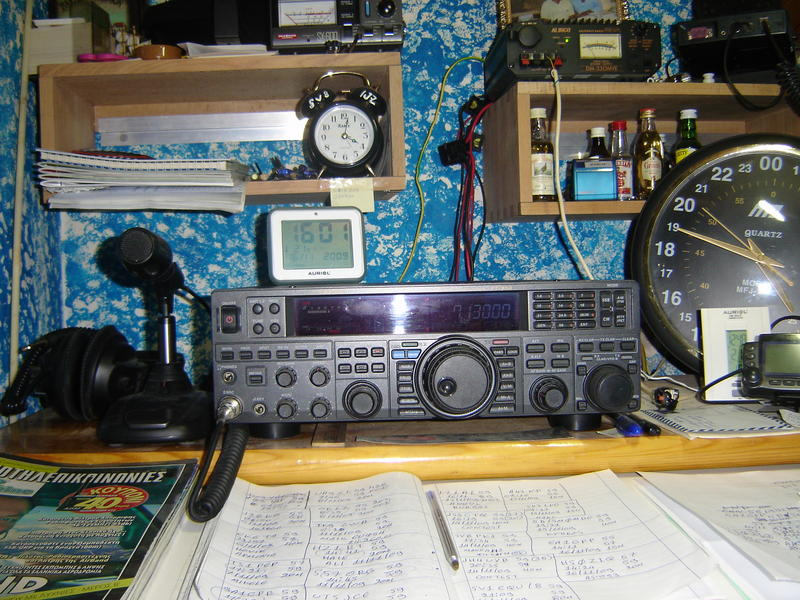 MY RADIO FT-950