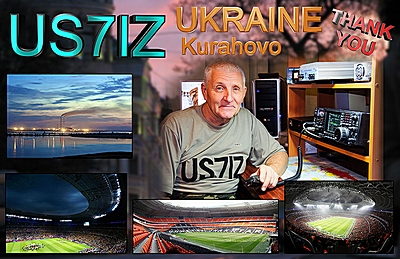 QSL image for US7IZ