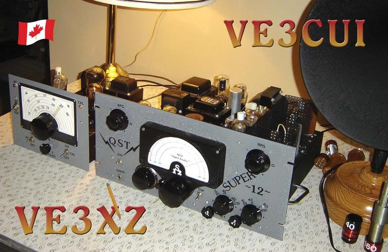QSL image for VE3XZ