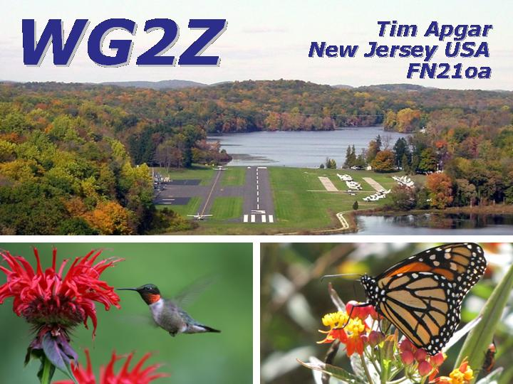 QSL image for WG2Z