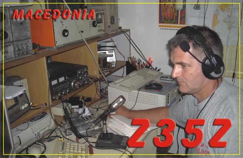 QSL image for Z35Z