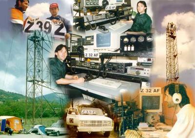 QSL image for Z39Z